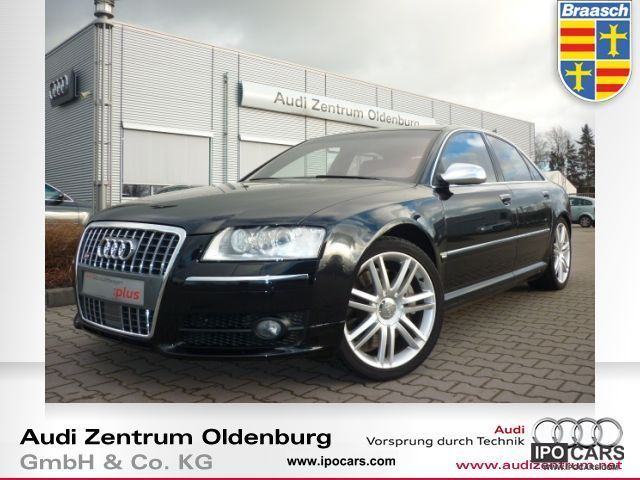 2007 audi s8 v10 5 2 fsi quattro navi xenon leather. Black Bedroom Furniture Sets. Home Design Ideas