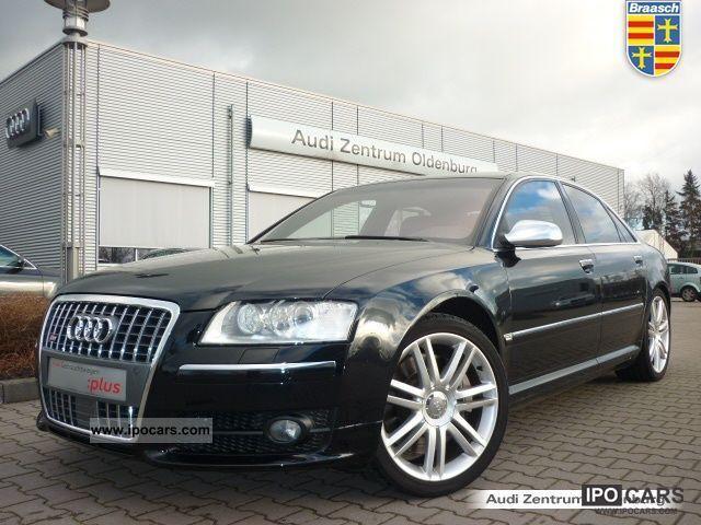 2007 Audi S8 V10 5.2 FSI quattro (Navi Xenon leather ...