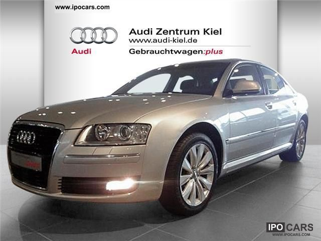 2009 Audi  A8 3.0 TDI (DPF) quattro Tiptronic Limousine Used vehicle photo