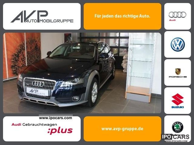 2009 Audi  A4 Allroad Quattro 2.0 TFSI * Xenon * 40% and UPE Off-road Vehicle/Pickup Truck Used vehicle photo