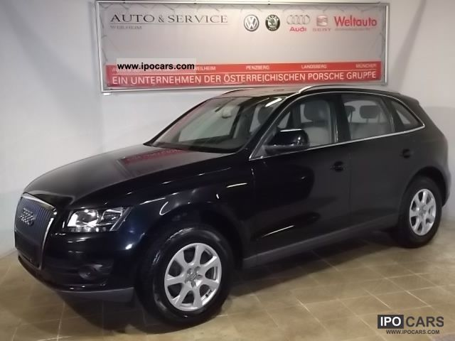 2008 audi q5 2 0 tdi leather navi and much more car photo and specs. Black Bedroom Furniture Sets. Home Design Ideas