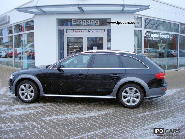 2009 Audi A4 Allroad Quattro 2 0 Tdi Car Photo And Specs