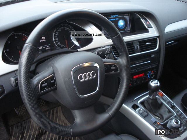 2009 Audi A4 allroad quattro 2.0 TDI related infomation ...