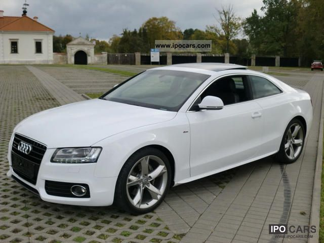 2009 audi a5 3 2 quattro s line navi xenon full car. Black Bedroom Furniture Sets. Home Design Ideas