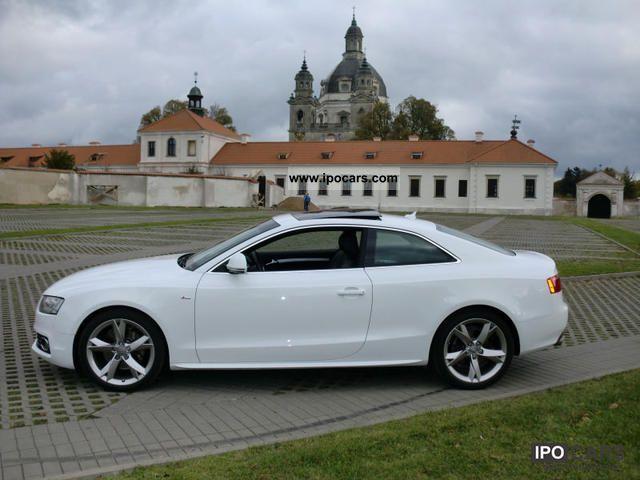 2009 Audi A5 3 2 Quattro S Line Navi Xenon Full Car Photo And Specs