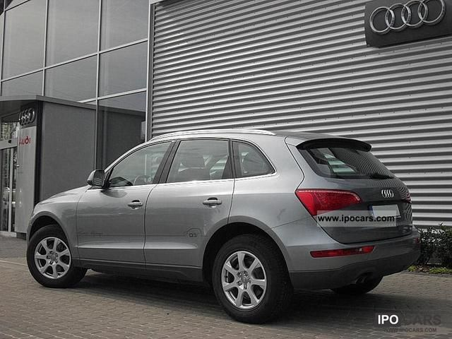 2010 audi q5 2 0 tdi 170 km salon polska fv23 gwarancja car photo and specs. Black Bedroom Furniture Sets. Home Design Ideas