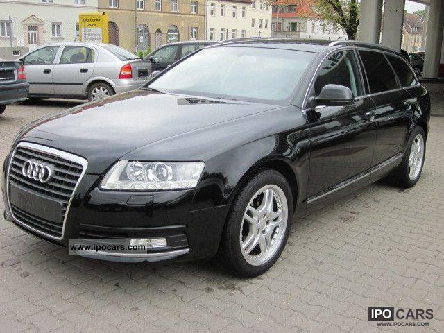 2010 Audi  A6 Xenon leather seats Estate Car Used vehicle photo