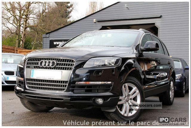 2007 Audi Q7 V6 3 0 Tdi Ambition Luxe 7pl Off Road Vehicle Pickup Truck