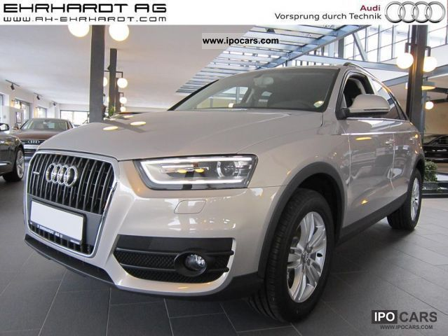 2011 Audi  2.0l TFSI 170 hp 6-speed Off-road Vehicle/Pickup Truck New vehicle photo