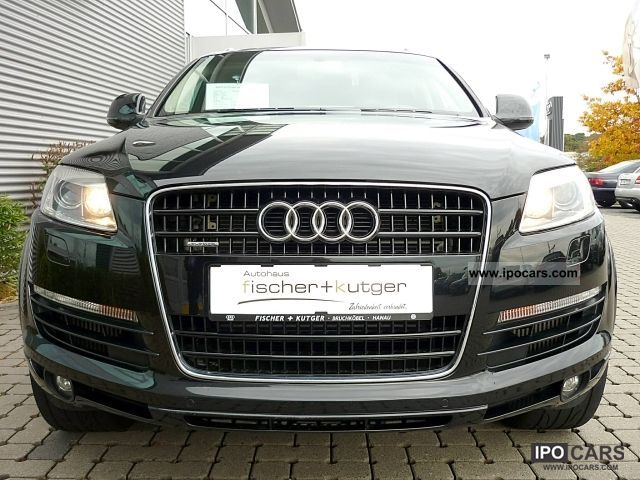 2007 audi q7 4 2 tdi open sky apc acc heater car. Black Bedroom Furniture Sets. Home Design Ideas
