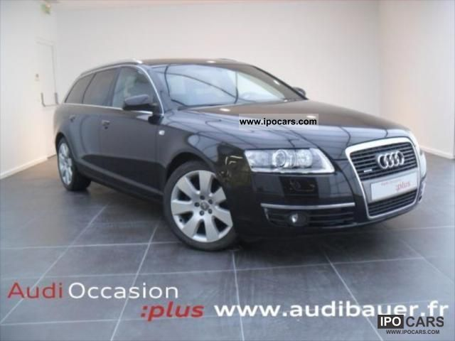 2008 Audi  A6 3.0 TDI233 DPF Ambition Luxe TTro Off-road Vehicle/Pickup Truck Used vehicle photo