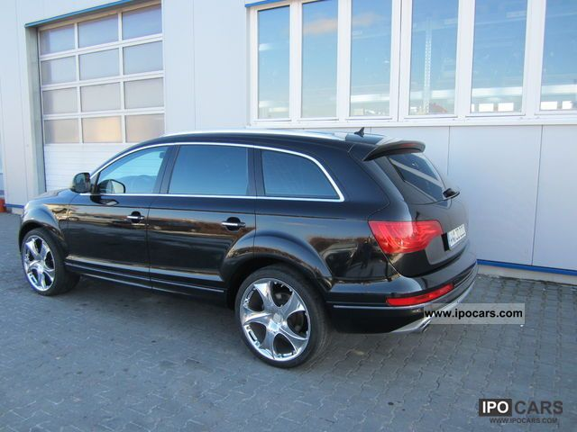 2007 audi q7 facelift 3 0 car photo and specs. Black Bedroom Furniture Sets. Home Design Ideas
