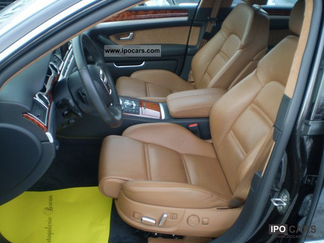 2008 Audi  A8 3.0 TDI-Leder/NAvi/Xenon/Pdc/B & O sound system Limousine Used vehicle photo