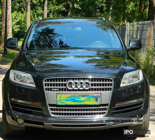 2007 Audi Q7 3.0 TDI Related Infomation,specifications
