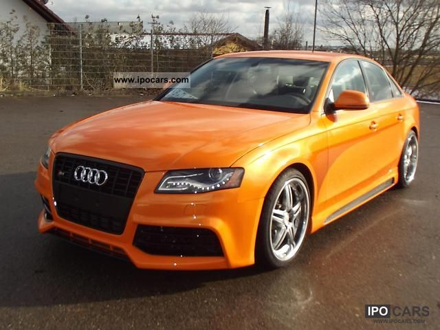 2008 Audi  Single piece (ION) SHOWCAR and fully ... Limousine Used vehicle photo