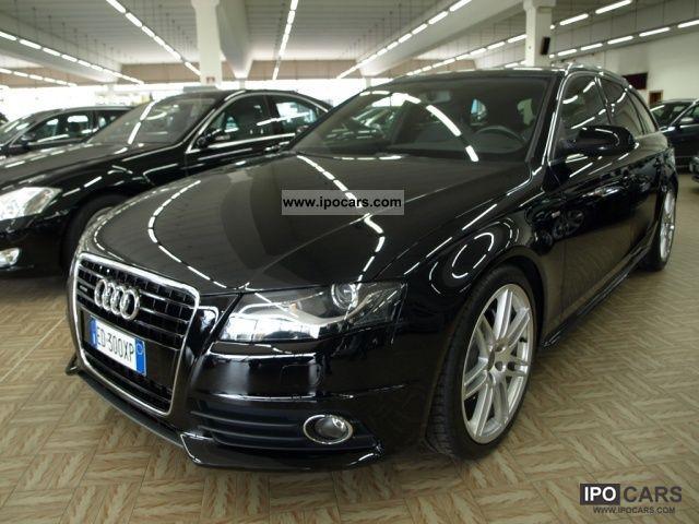 2010 audi a4 3 0 v6 tdi quattro s tronic advanced car. Black Bedroom Furniture Sets. Home Design Ideas