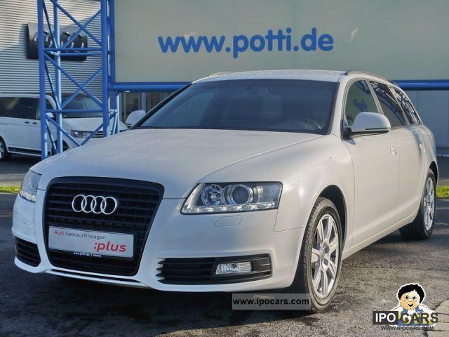 2010 Audi  A6 Avant TDi CR DPF Multitronic 2.7 (Navigation) Estate Car Used vehicle photo