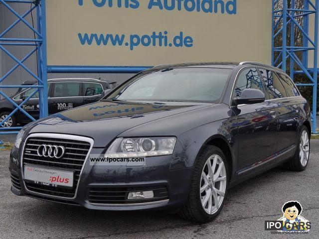 2009 Audi  A6 Avant quattro air suspension / heater Estate Car Used vehicle photo