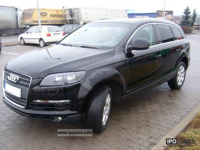 2008 Audi  Q7 ładny, MAŁY PRZEBIEG! Off-road Vehicle/Pickup Truck Used vehicle photo