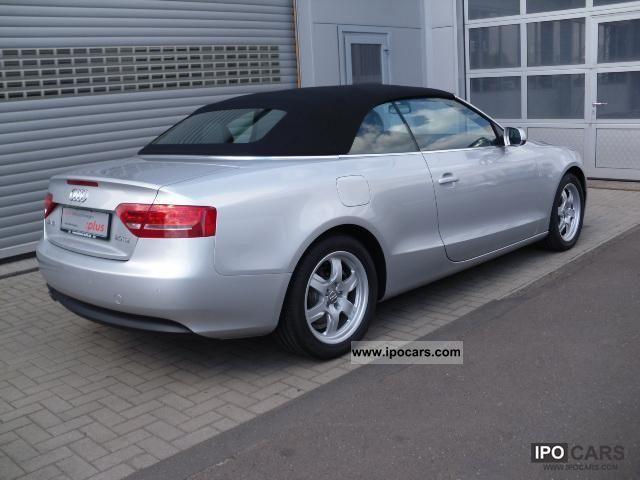 2010 audi a5 cabriolet 2 0 tdi car photo and specs. Black Bedroom Furniture Sets. Home Design Ideas