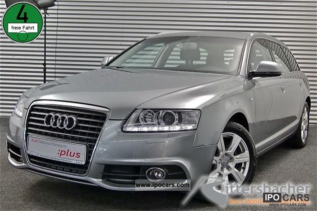 2009 Audi  A6 Avant S-line 2.7 TDI V6 DPF Estate Car Used vehicle photo