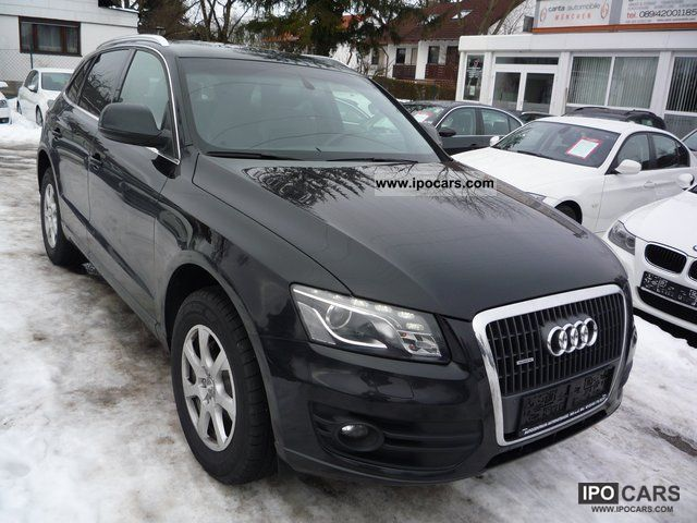 2009 audi q5 2 0 tdi dsg panoramic navi leather xenon pdc car photo and specs. Black Bedroom Furniture Sets. Home Design Ideas