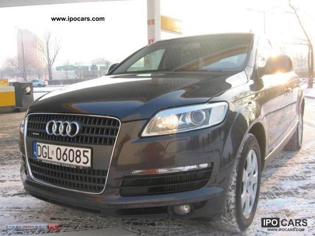 2006 Audi  Q7-bezwypadek Pneumatyka Off-road Vehicle/Pickup Truck Used vehicle photo