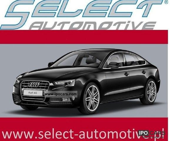 2012 Audi  A5 Sportback 2.0 12% DISCOUNT Limousine Used vehicle photo
