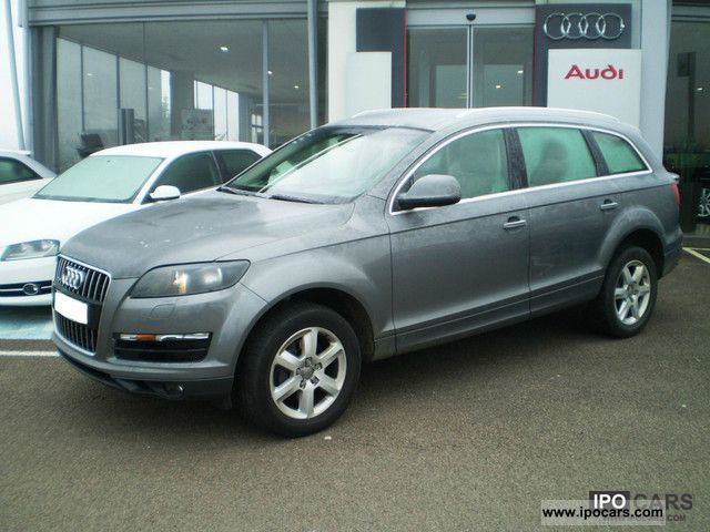 2010 audi q7 3 0 tdi quattro tiptronic 1 hand car. Black Bedroom Furniture Sets. Home Design Ideas