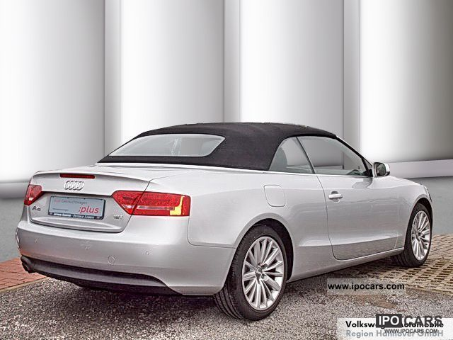 2010 audi a5 cabriolet 1 8 tfsi car photo and specs. Black Bedroom Furniture Sets. Home Design Ideas