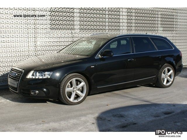 2010 audi a6 avant 2 7 v6 tdi quattro s tiptronic6 proline car photo and specs. Black Bedroom Furniture Sets. Home Design Ideas
