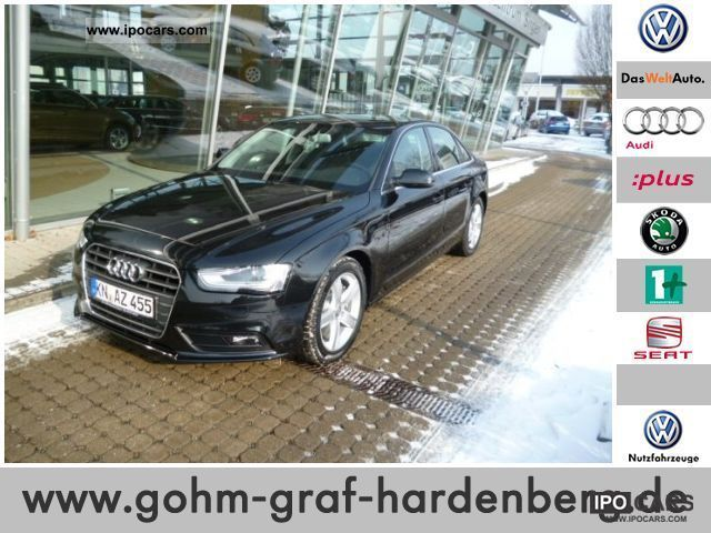 2012 Audi  A4 1,8 TFSI Ambition (Xenon air) Limousine Used vehicle photo