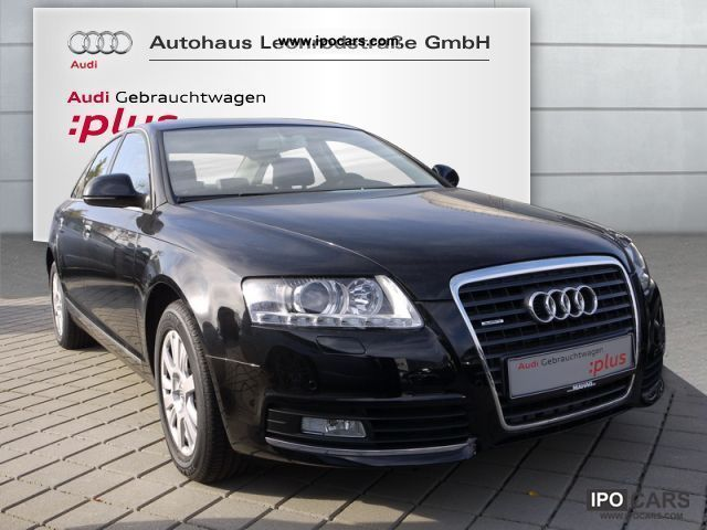 2010 Audi  A6 Saloon 2.7 TDI qu. Business Standh leather. Limousine Used vehicle photo
