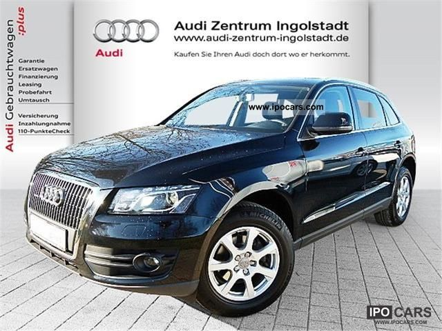 2009 audi q5 tdi dpf quattro 2 0 s tronic navi hdd car photo and specs. Black Bedroom Furniture Sets. Home Design Ideas