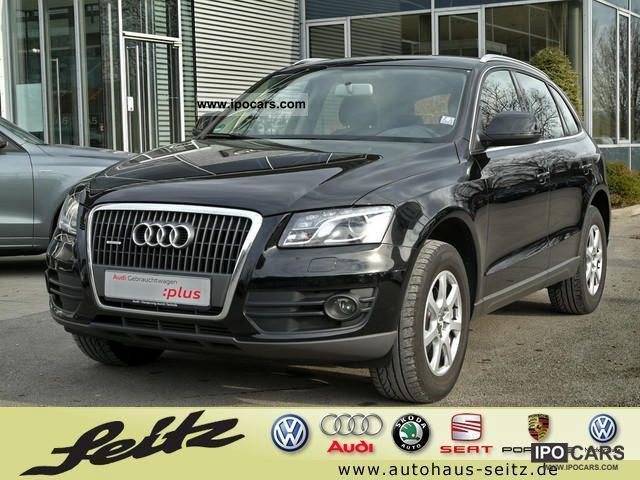 2009 audi q5 2 0 tdi dpf quattro navi xenon car photo and specs. Black Bedroom Furniture Sets. Home Design Ideas