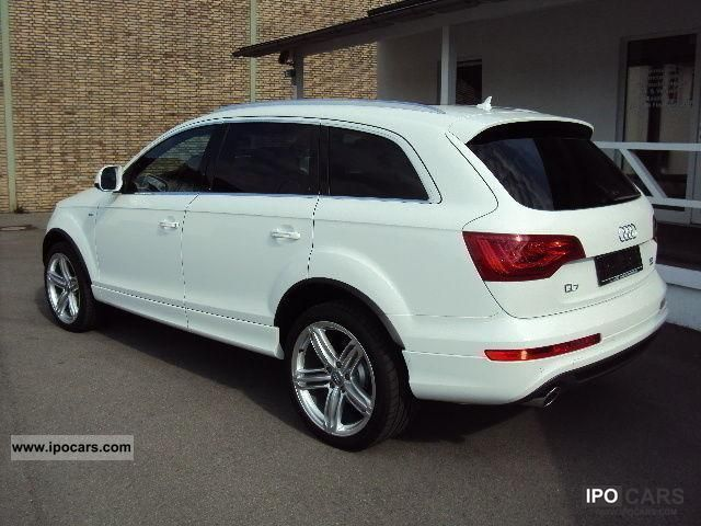 2011 audi q7 3 0 tdi quattro tiptronic car photo and specs. Black Bedroom Furniture Sets. Home Design Ideas