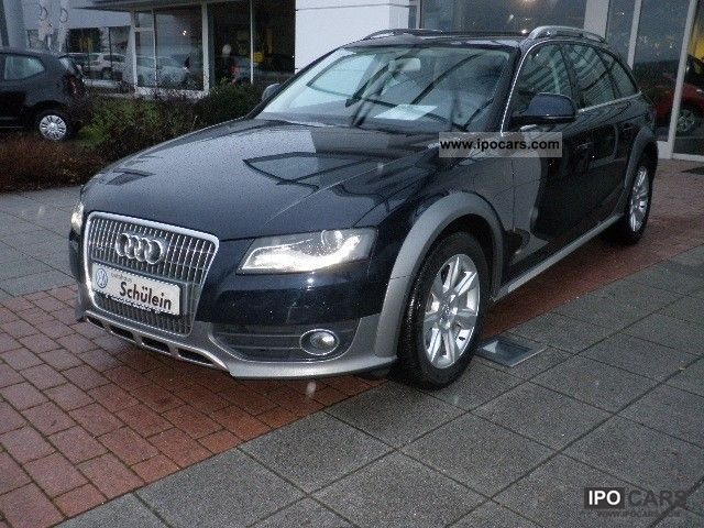 2010 audi a4 allroad 3 0 tdi quattro avant navi plus. Black Bedroom Furniture Sets. Home Design Ideas