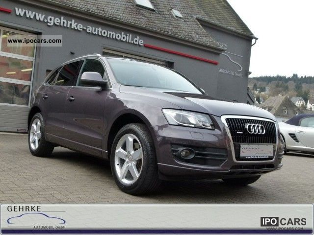 2009 Audi  Q5 3.0TDI * 19', panorama camera, Bang & Oluf. * Off-road Vehicle/Pickup Truck Used vehicle photo