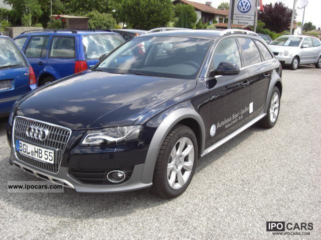 2010 Audi  A4 allroad quattro Xenon, Heated seats, musi Estate Car Used vehicle photo