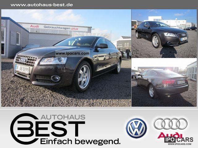 2012 Audi  A5 Sportback 2.0 TFSI, navigation, heated seats, Limousine Demonstration Vehicle photo