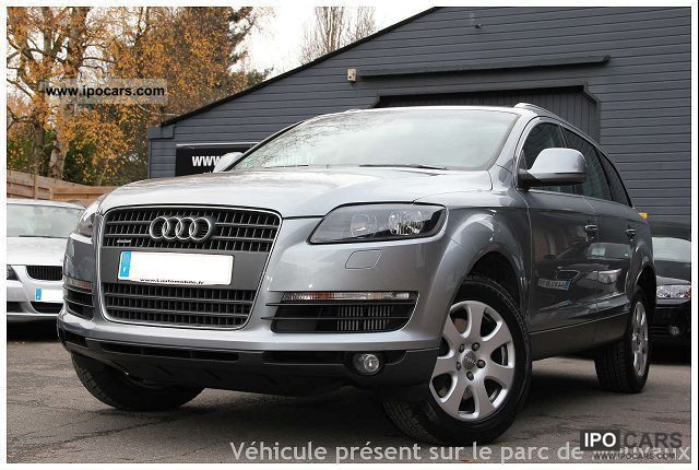 2008 Audi  Q7 V6 3.0 TDI TIPTRONIC AMBIENCE 7PL Off-road Vehicle/Pickup Truck Used vehicle photo