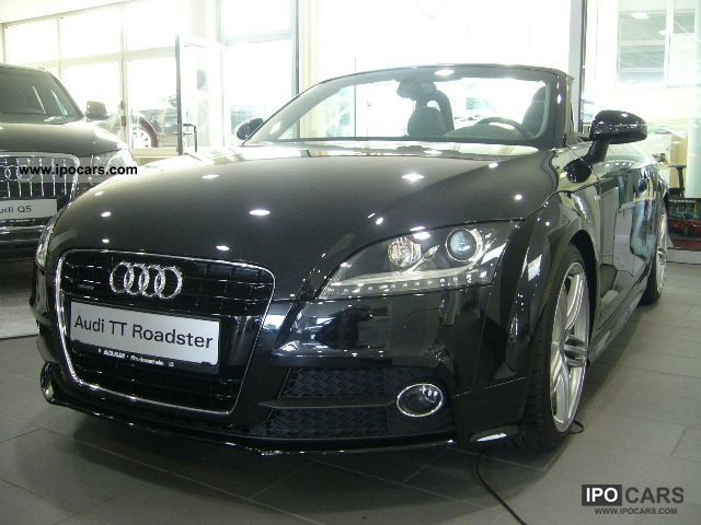 2012 Audi  TT Roadster 1.8 TFSI \ Cabrio / roadster Used vehicle photo
