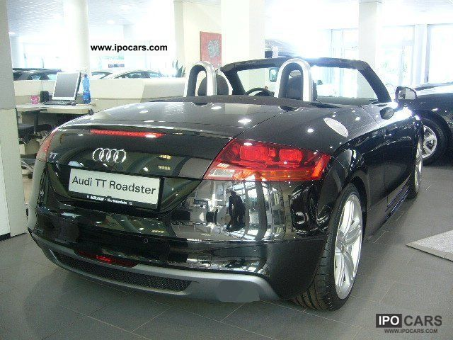 2012 audi tt roadster 1 8 tfsi car photo and specs. Black Bedroom Furniture Sets. Home Design Ideas