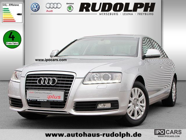 2011 Audi  A6 Saloon 2.7 TDI Multitronic Limousine Used vehicle photo