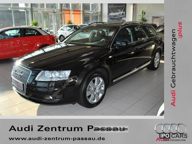 2009 Audi  A6 allroad 3.0 TDI (DPF) quattro fin Navi 3.9% Estate Car Used vehicle photo