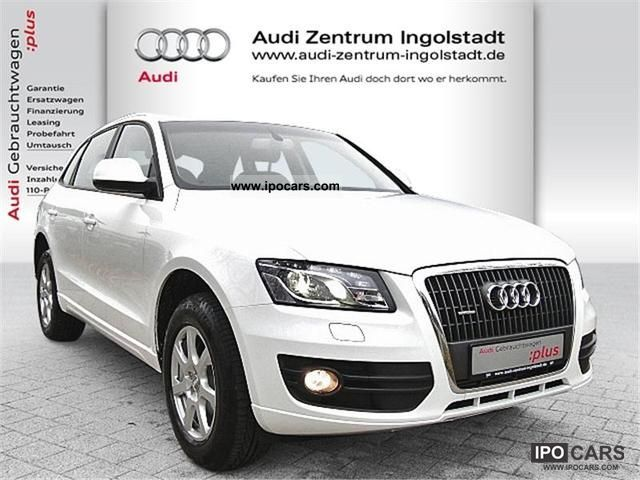 2010 audi q5 tdi dpf 2 0 quattro 6 speed hdd navi car photo and specs. Black Bedroom Furniture Sets. Home Design Ideas