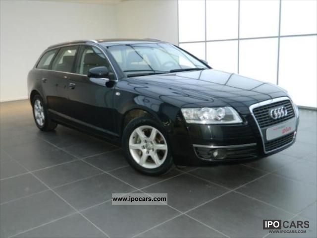 2010 Audi  A6 2.7 TDI190 DPF environment MTRO Estate Car Used vehicle photo