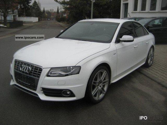 2009 Audi S4 S Tronic Quattro Mmi Navigation System 333 Hp
