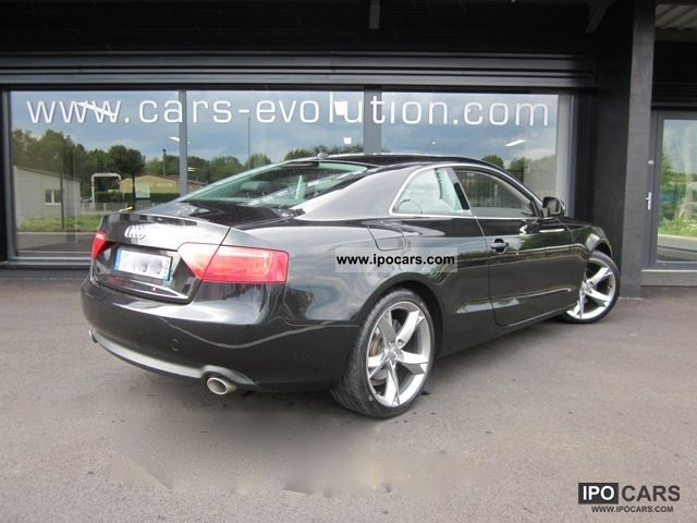 2007 audi a5 3 0 v6 tdi 240 quattro ambition luxe car photo and specs. Black Bedroom Furniture Sets. Home Design Ideas