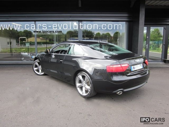 2007 audi a5 30 tdi quattro sport specification